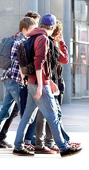 JUST INTEGRATION Implacementstiftung für junge Erwachsene.