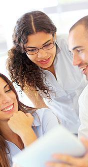 IT-Trainings für AnwenderInnen und Profis, Europäischer Computerführerschein: ECDL Standard, ECDL Advanced, ECDL Image & Web Editing