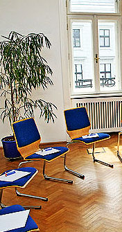 Sie möchten einen Seminarraum mieten? die Berater verfügen in ganz Österreich über best ausgestattete Räumlichkeiten.