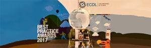 """""""ECDL Best Practice Award 2017"""" für OCG-Projekte in der Kategorie """"ECDL in Society"""""""